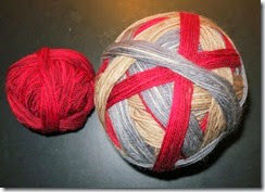 Lollipop Yarn - What a Maroon