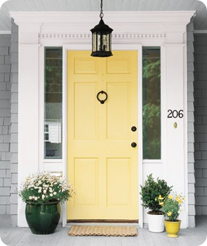 yellow door 2