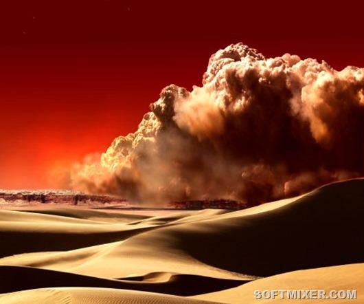 Martian-Storm