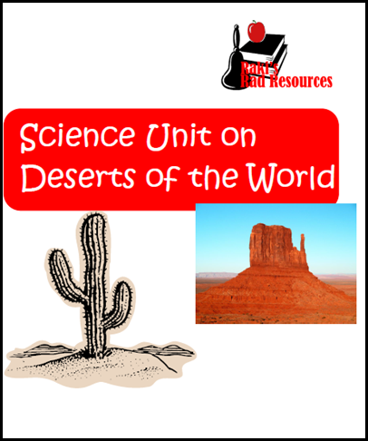 deserts of the world unit from Raki's Rad Resources
