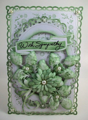 Bundled Sage With Sympathy Card