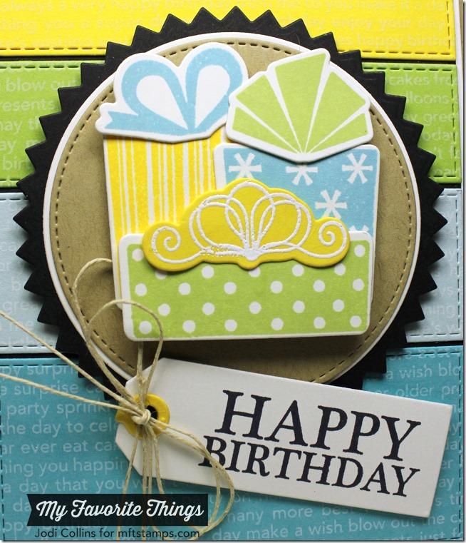 JULY MFT Happy Birthday Closeup
