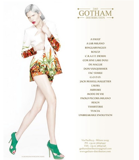 Miryaki @Gotham  Showroom