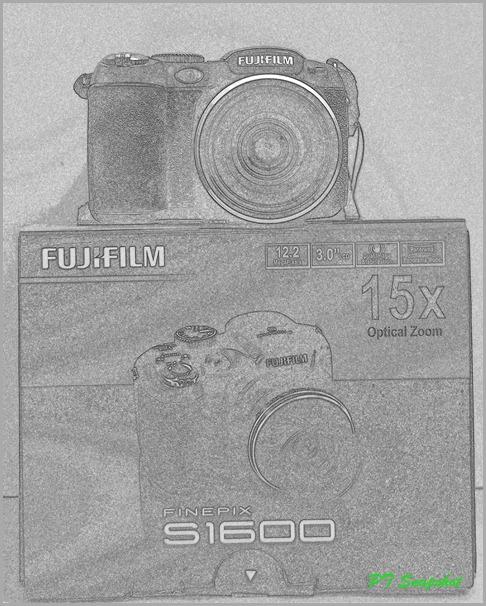 Fujifilm S1600