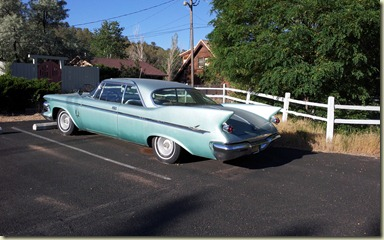 Chrysler Imperial 1961 I think