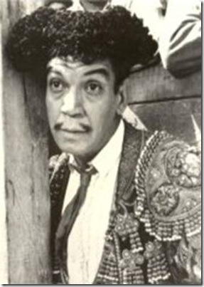 """Cantinflas"""