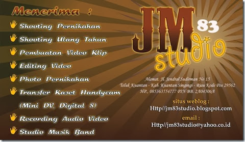 JM 83 STUDIO