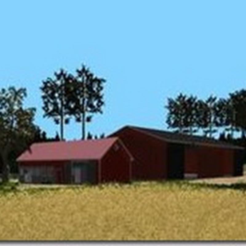 Farming simulator 2011 - UE Paradise v1.0 Mod