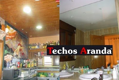 Techos aluminio Villalba