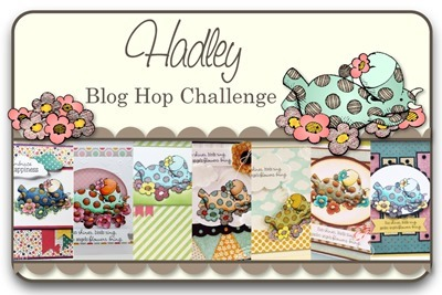 Hadley Blog Hop Challenge