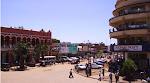 Une vue du centre ville de Lubumbashi