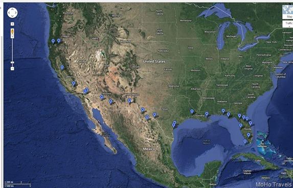 google second map