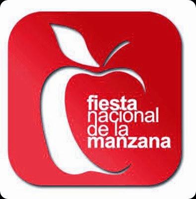 fiesta nacional de la manzana logo