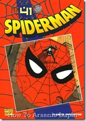 P00042 - Coleccionable Spiderman #41 (de 50)