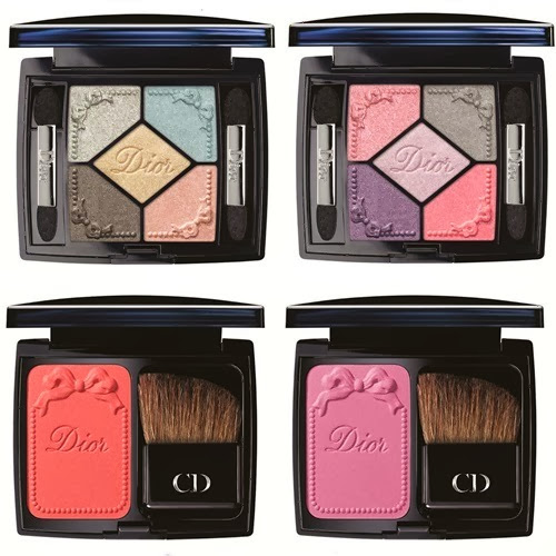 Dior Trianon Spring 2014 Cosmetic Collection6