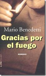 Mario Benedetti, Gracias por el fuego (1965)
