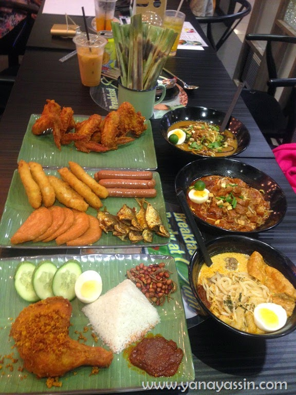 MyNasi Mid Valley