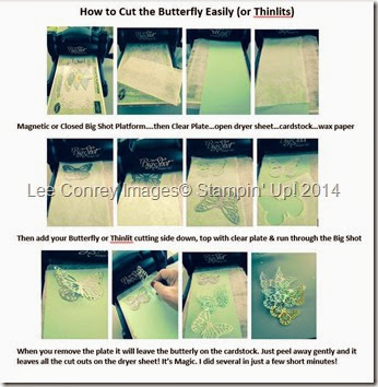 how to cut butterfly