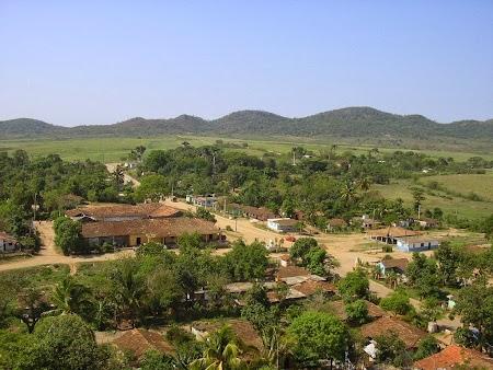 Obiective turistice Cuba: Valle de los Ingenios