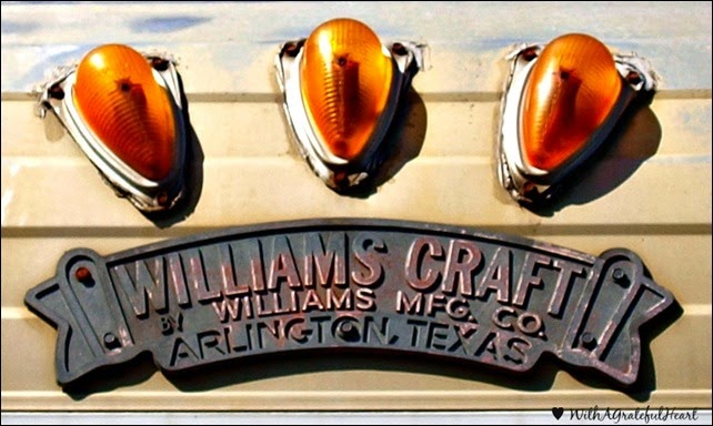 Williams Craft Sign - Before