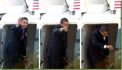 obama marine 1 door