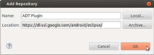 Android SDK + Eclipse su Ubuntu