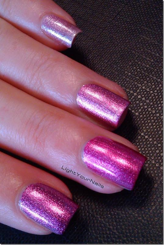 pink foil skittles