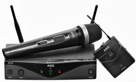 AKG WMS420 560
