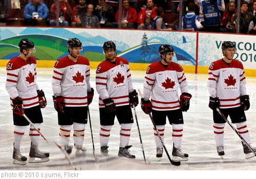'Men's Gold Medal: Canada vs. USA' photo (c) 2010, s.yume - license: http://creativecommons.org/licenses/by/2.0/