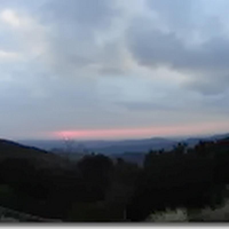 初日の出を微速度撮影(インターバル撮影・ジオラマ動画・タイムラプス)で撮ってみた。