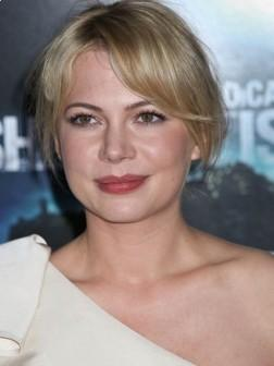 Michelle Williams Short Sexy Hairstyle