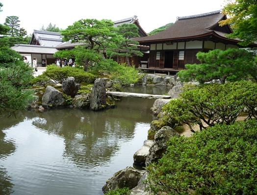 japão - kyoto -ginkakuji - Gloria Ishizaka