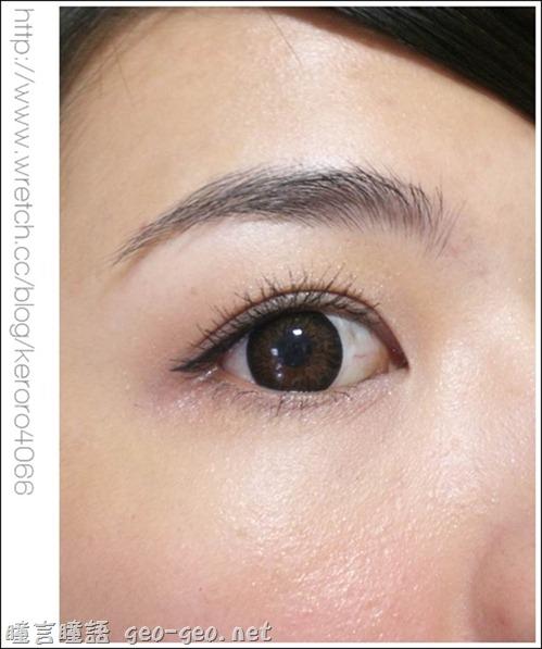 韓國NEO隱形眼鏡 - N044新巨目啡