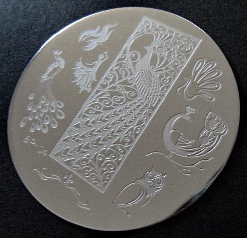BornPrettyStore BP-04 stamping plate