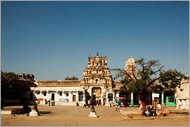 Virupaksha Temple !!!