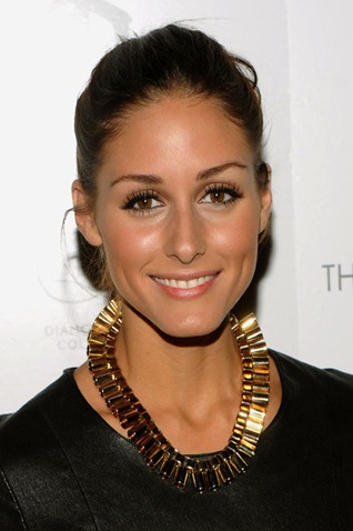 Olivia Palermo Statement Necklace Bronze Statement tsvgUT4srjvl