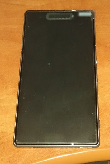 Sony Honami 1