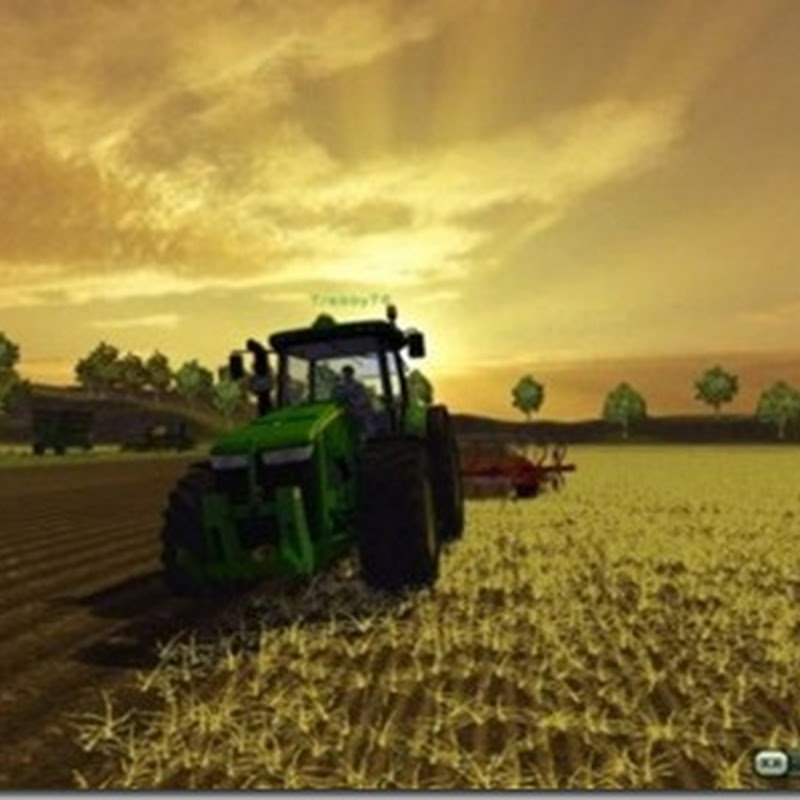 Farming simulator 2013 - John Deere 8360R FH Final