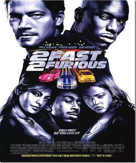 ดูหนังออนไลน์ The Fast and the Furious 2 เร็วคูณ 2 ดับเบิ้ลแรงท้านรก[HD Master]