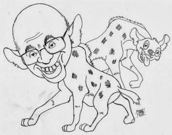 MONTORO hiena
