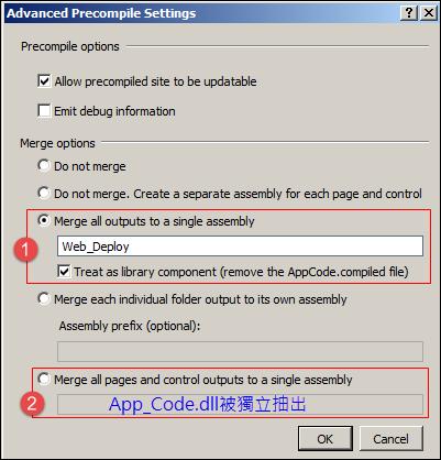 ASP.NET Publish