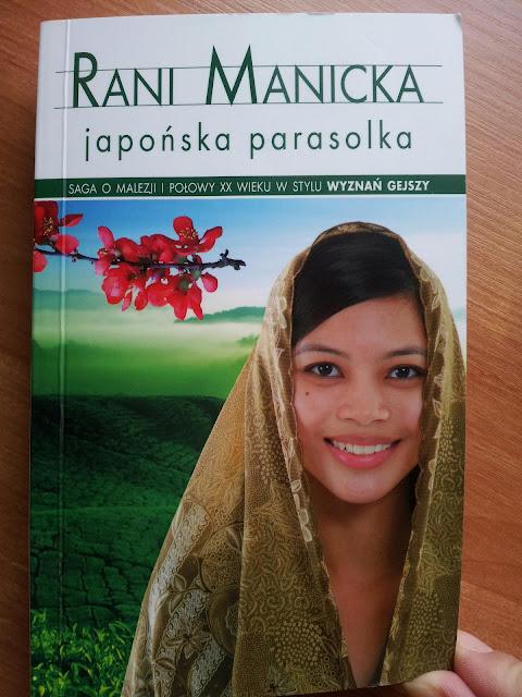 Lubię czytać - książka Rani Manickiej