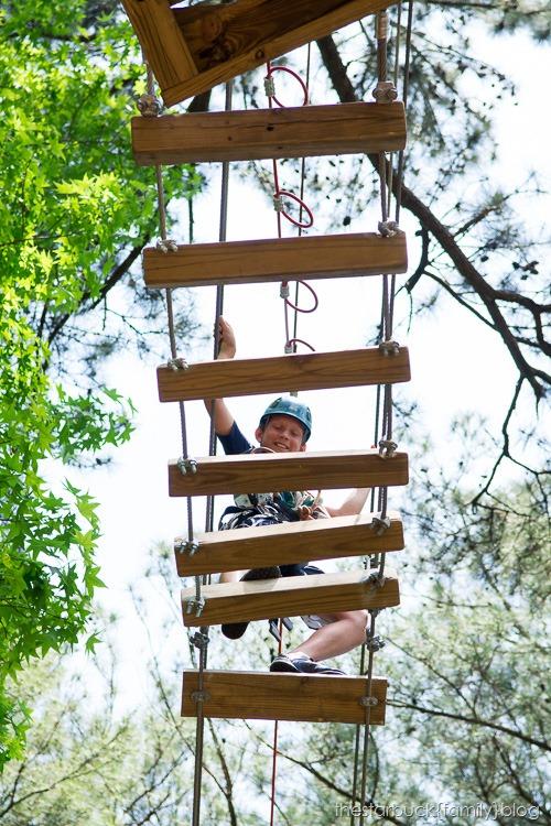 Callaway Gardens Treetop adventure blog-17