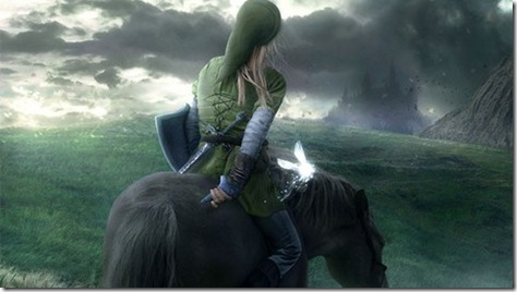 zelda song of storms