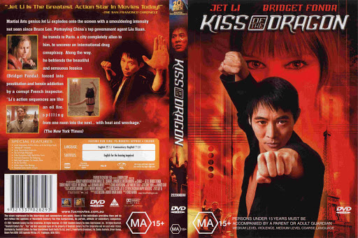 Kiss of the Dragon movies