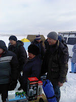 Соревнования на оз.Торма - 23 февраля 2013