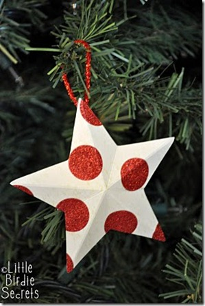3D_paper_star_christmas_tree_ornament_tag