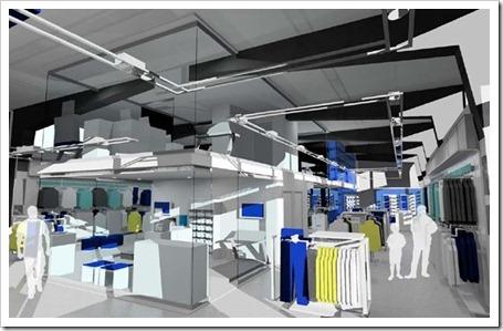 La firma ASICS abre dos Concept Store en España: Madrid y Barcelona las ciudades elegidas 2012