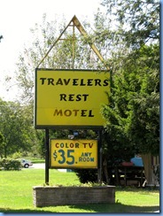 3238 Pennsylvania - Everett, PA - Lincoln Highway (US-30) - 1947 Travelers Rest Motel