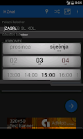 Screenshot of HZnet